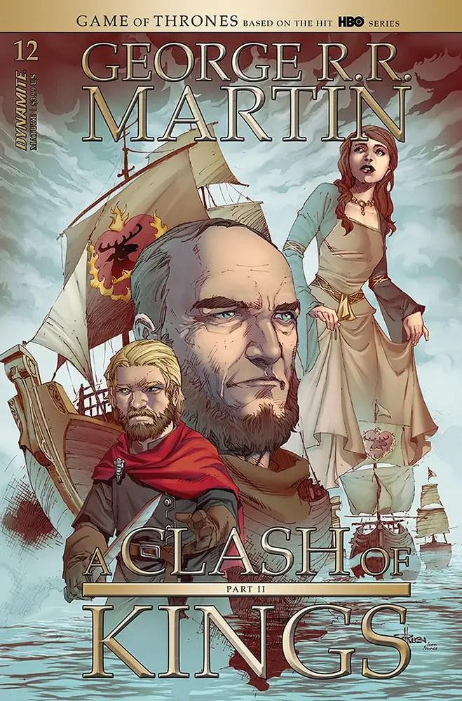 DEC200903 ComicList: Dynamite Entertainment New Releases for 04/14/2021