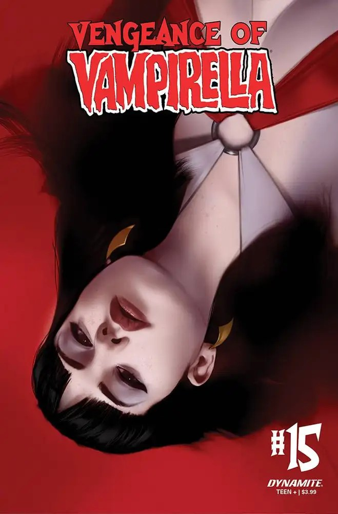 DEC200949 ComicList: Dynamite Entertainment New Releases for 02/24/2021