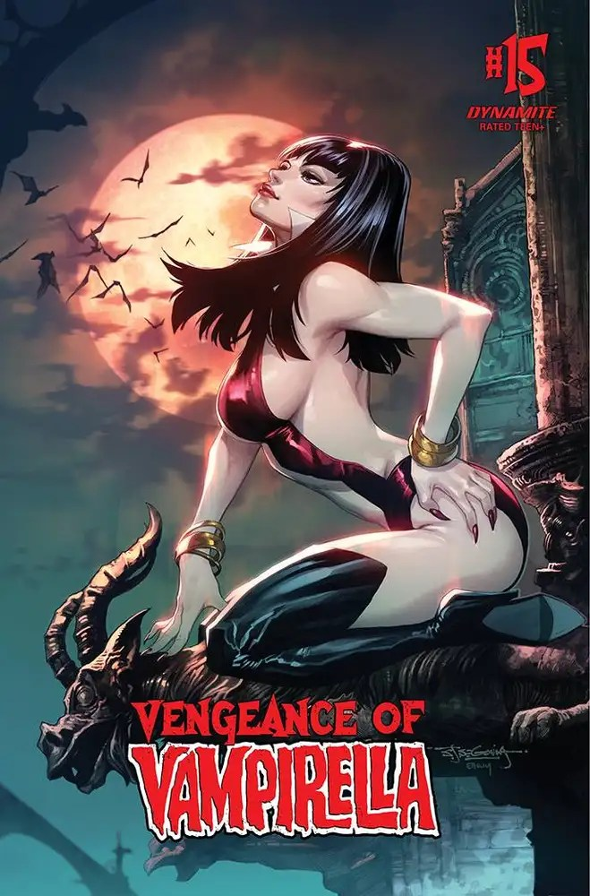 DEC200950 ComicList: Dynamite Entertainment New Releases for 02/24/2021