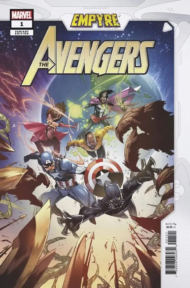 FEB200783 ComicList: Marvel Comics New Releases for 07/22/2020