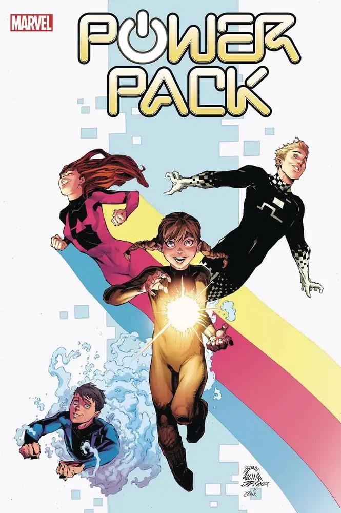 FEB200813 ComicList: Marvel Comics New Releases for 11/25/2020