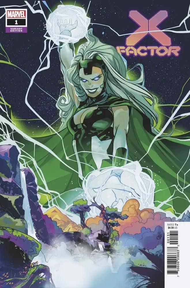 FEB200866 ComicList: Marvel Comics New Releases for 07/29/2020