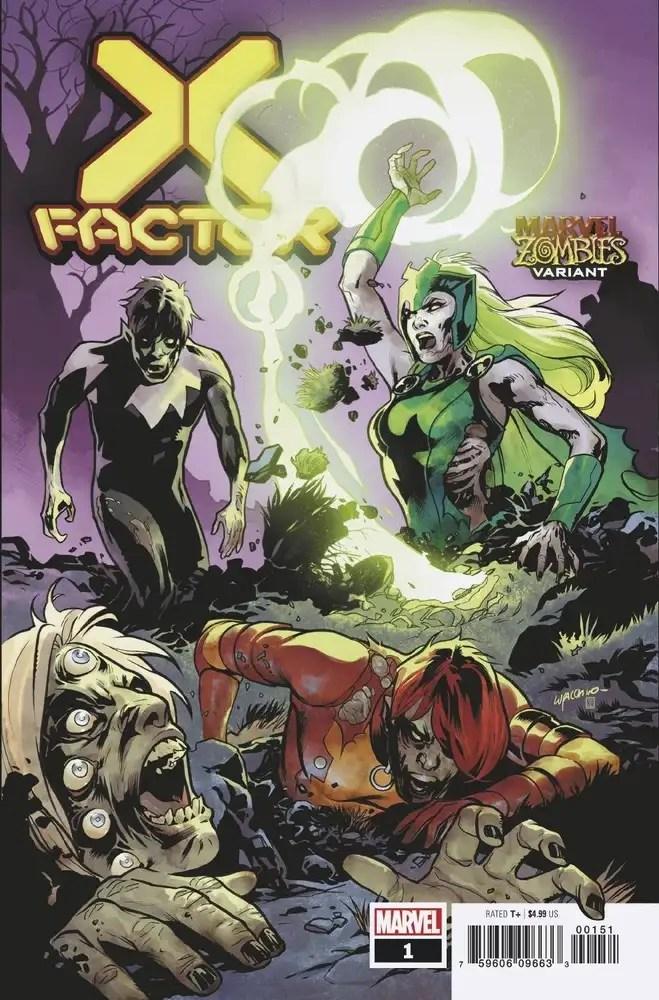 FEB200868 ComicList: Marvel Comics New Releases for 07/29/2020