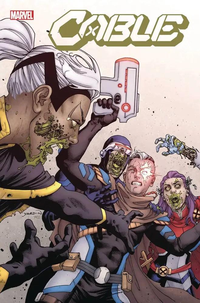 FEB200876 ComicList: Marvel Comics New Releases for 07/29/2020