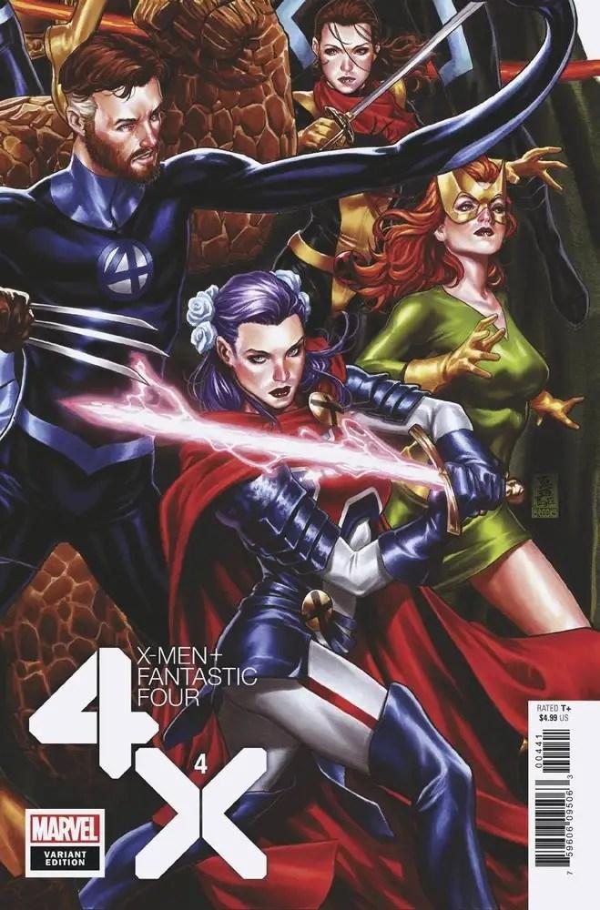 FEB200878 ComicList: Marvel Comics New Releases for 07/22/2020