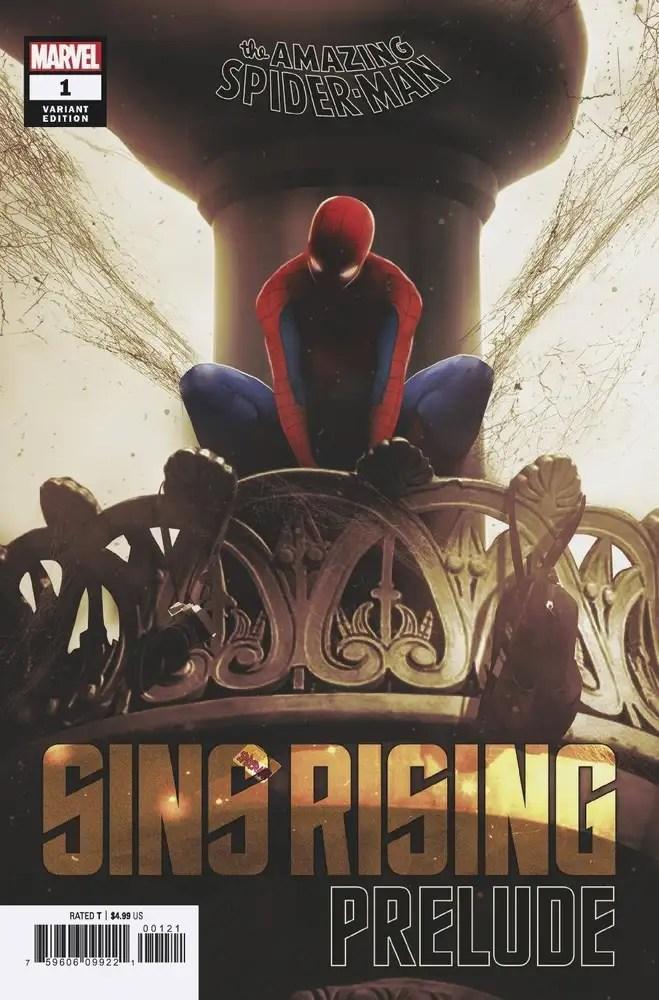 FEB200923 ComicList: Marvel Comics New Releases for 07/22/2020