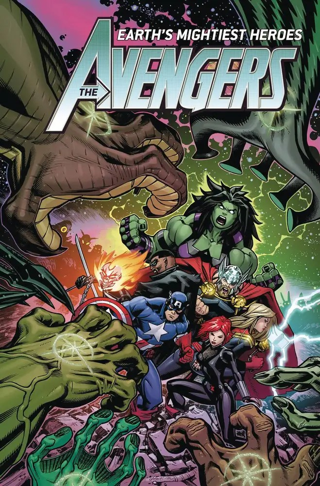 FEB201055 ComicList: Marvel Comics New Releases for 07/22/2020