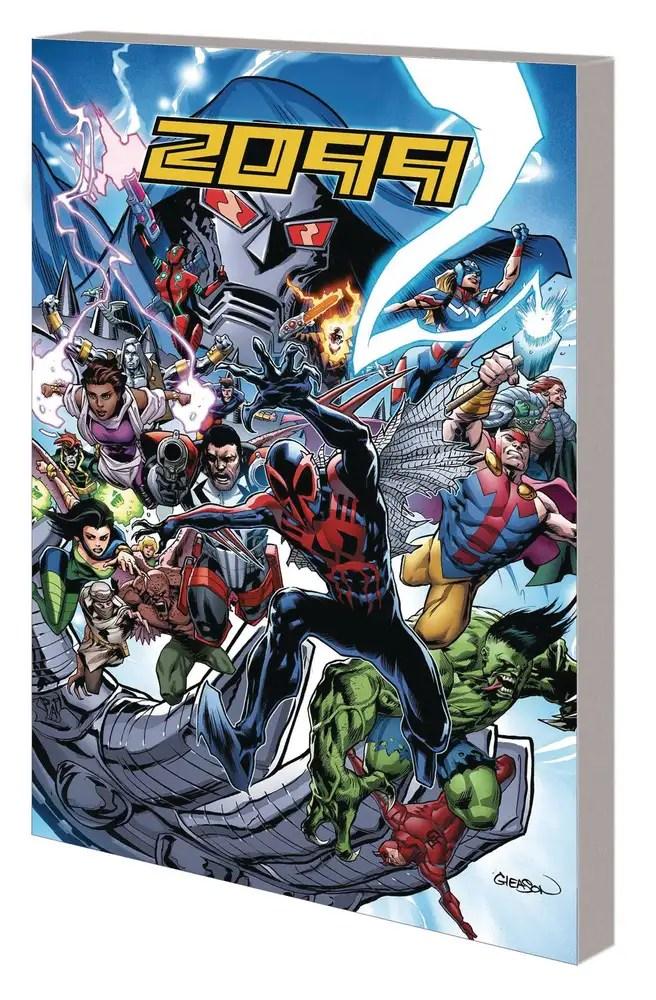 FEB201056 ComicList: Marvel Comics New Releases for 07/22/2020