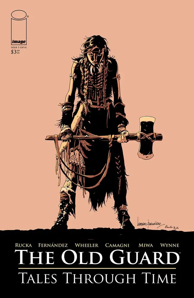 FEB210016 ComicList: Image Comics New Releases for 04/21/2021