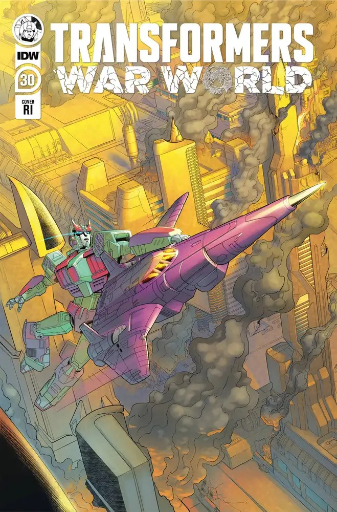 FEB210481 ComicList: IDW Publishing New Releases for 05/19/2021