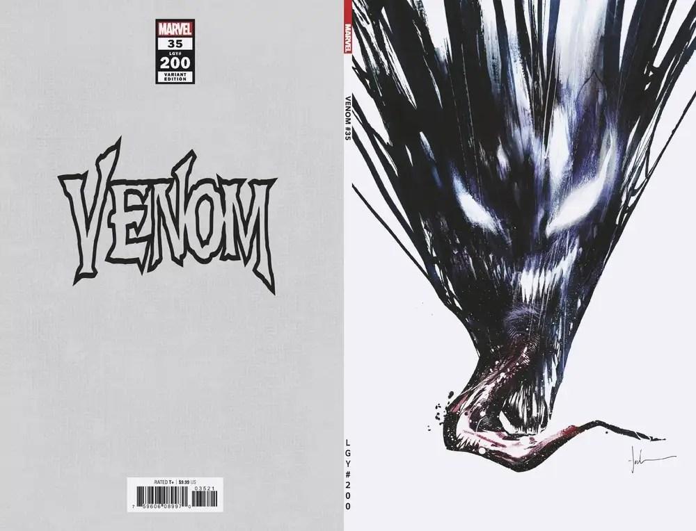 FEB210494 ComicList: Marvel Comics New Releases for 06/16/2021