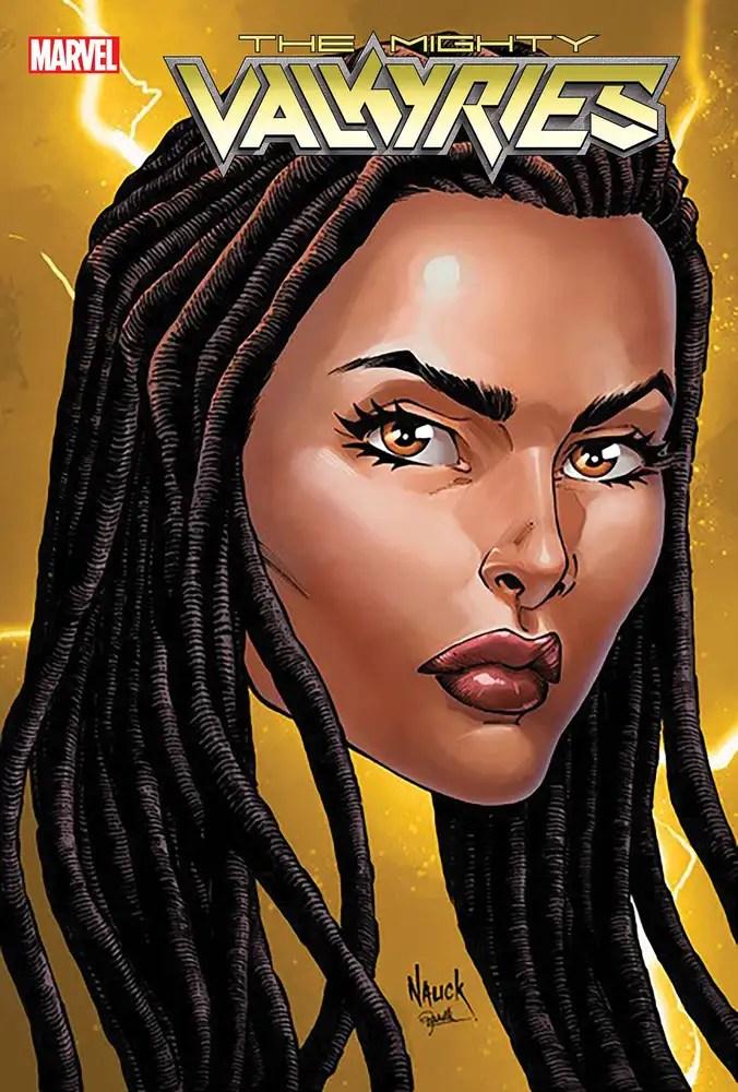 FEB210510 ComicList: Marvel Comics New Releases for 04/21/2021