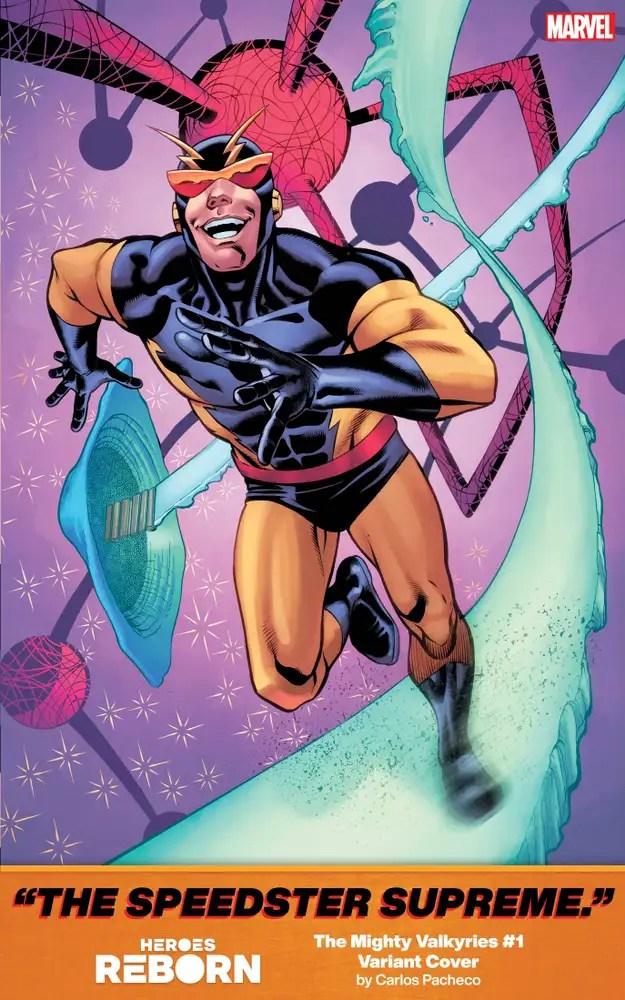 FEB210511 ComicList: Marvel Comics New Releases for 04/21/2021