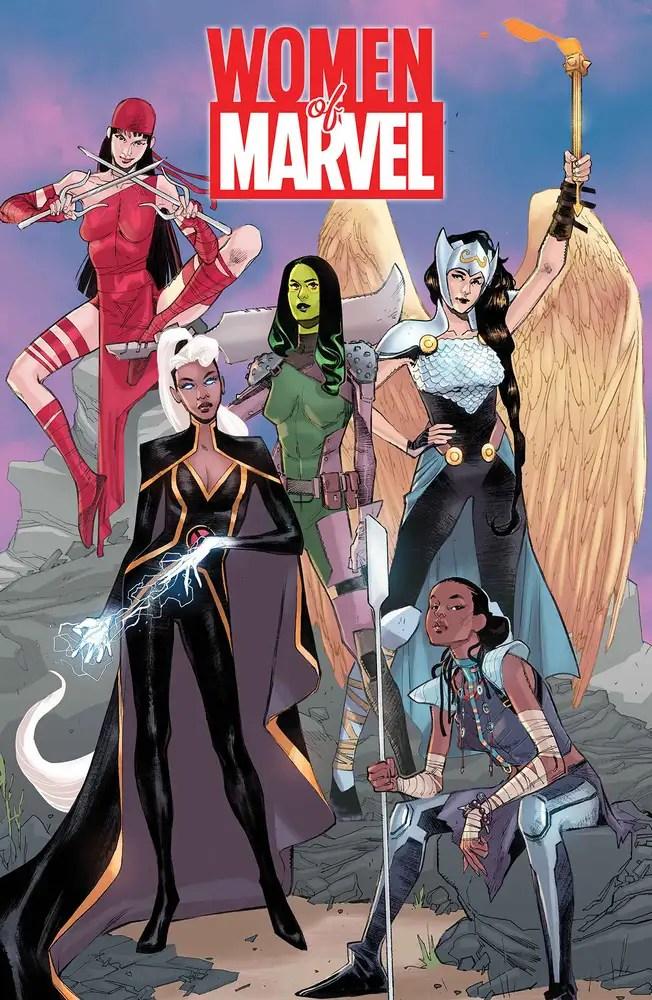 FEB210514 ComicList: Marvel Comics New Releases for 04/21/2021
