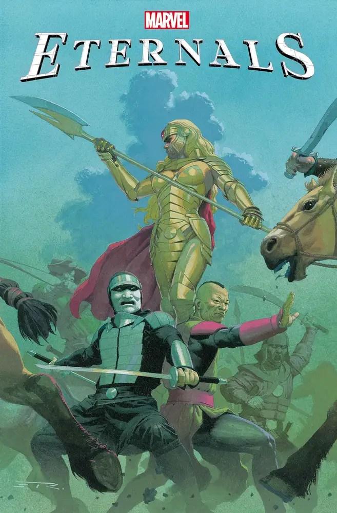 FEB210569 ComicList: Marvel Comics New Releases for 04/21/2021
