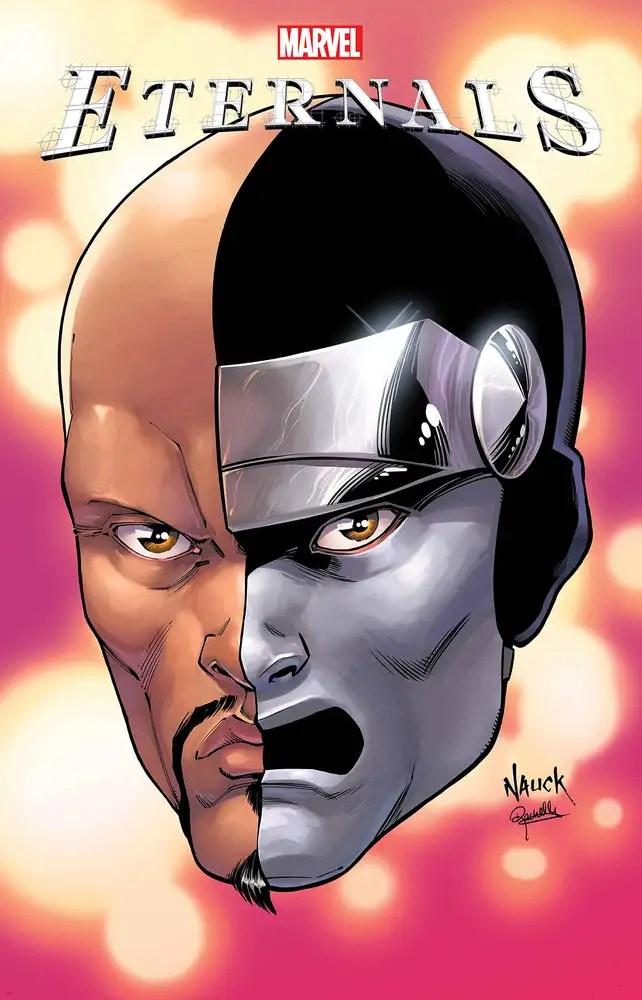 FEB210572 ComicList: Marvel Comics New Releases for 04/21/2021