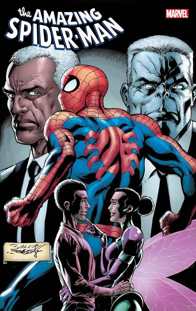FEB210575 ComicList: Marvel Comics New Releases for 04/07/2021