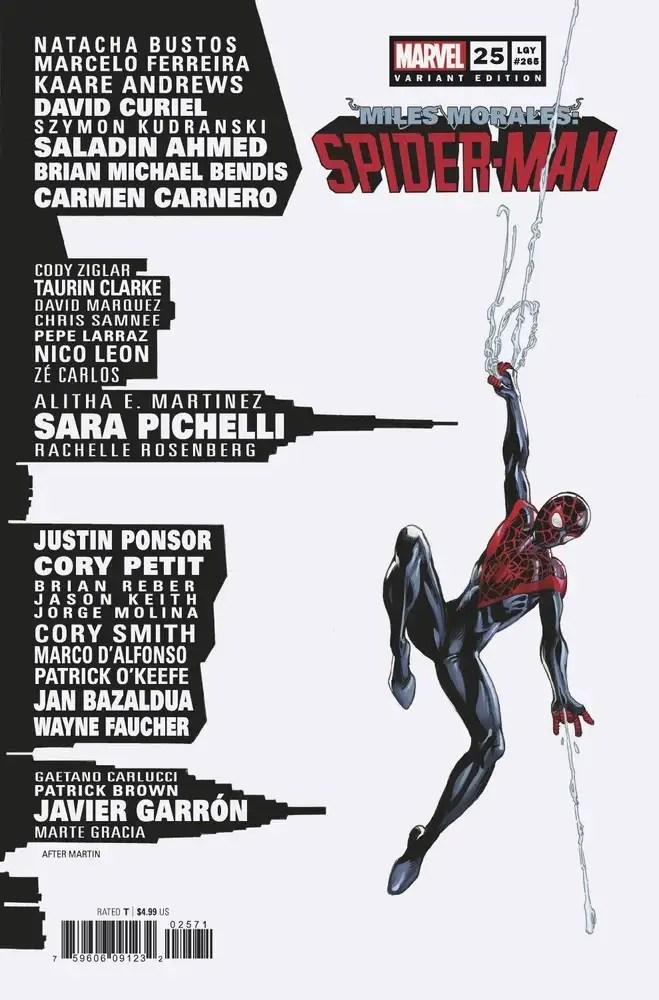FEB210583 ComicList: Marvel Comics New Releases for 04/28/2021