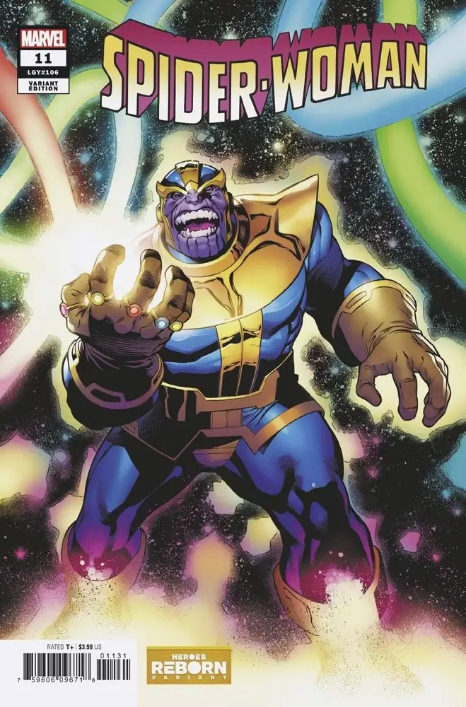 FEB210589 ComicList: Marvel Comics New Releases for 04/21/2021