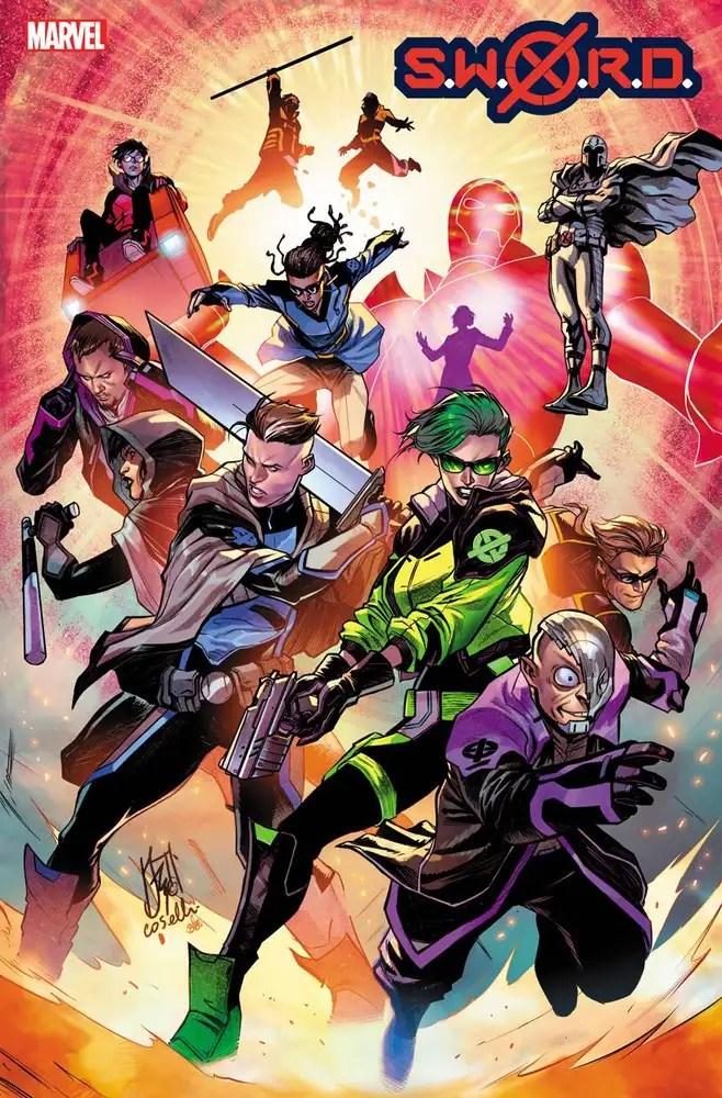 FEB210600 ComicList: Marvel Comics New Releases for 04/21/2021
