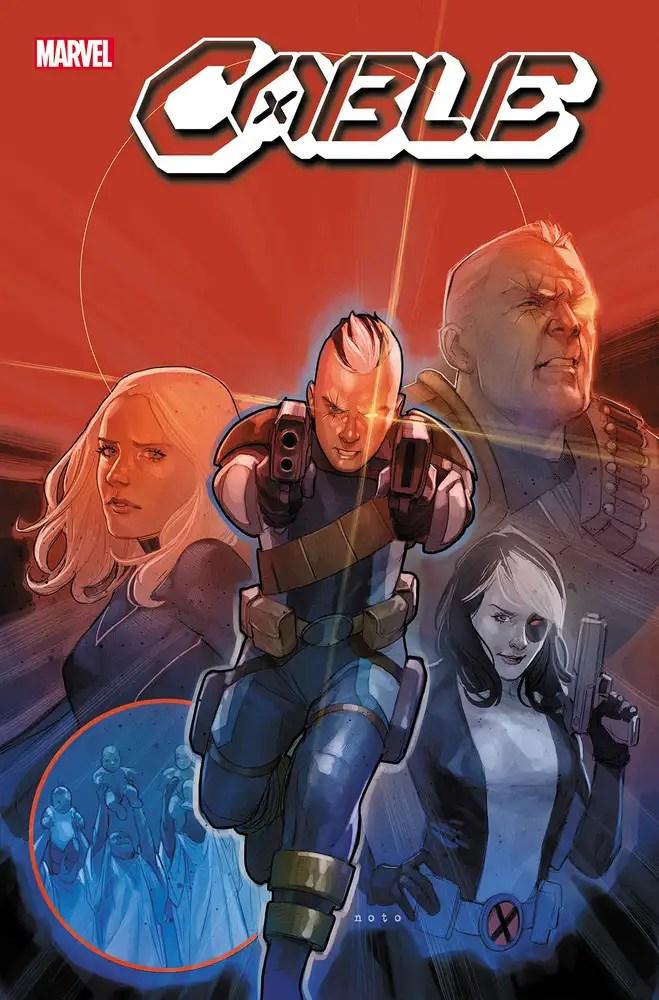 FEB210607 ComicList: Marvel Comics New Releases for 04/28/2021