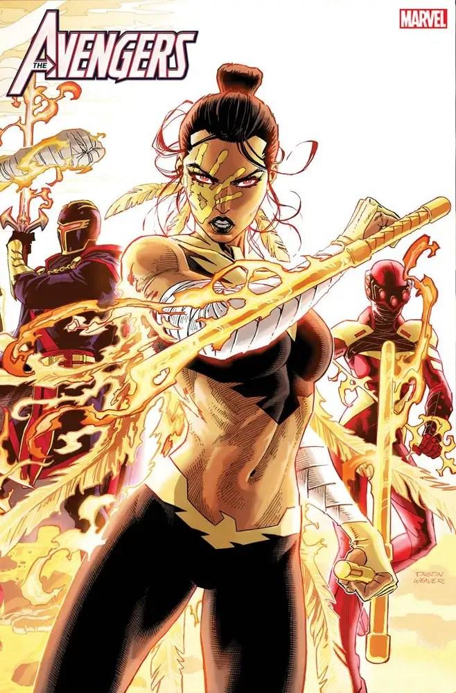 FEB210619 ComicList: Marvel Comics New Releases for 04/07/2021