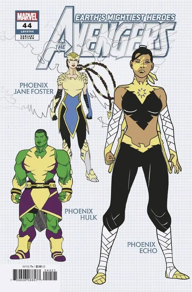 FEB210620 ComicList: Marvel Comics New Releases for 04/07/2021