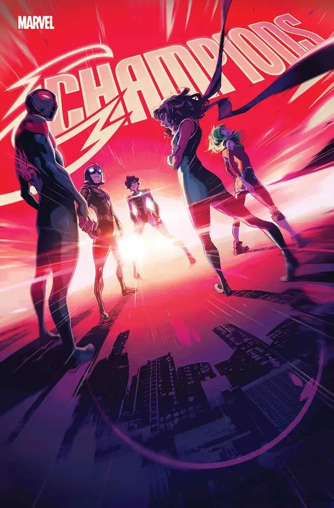 FEB210639 ComicList: Marvel Comics New Releases for 04/21/2021