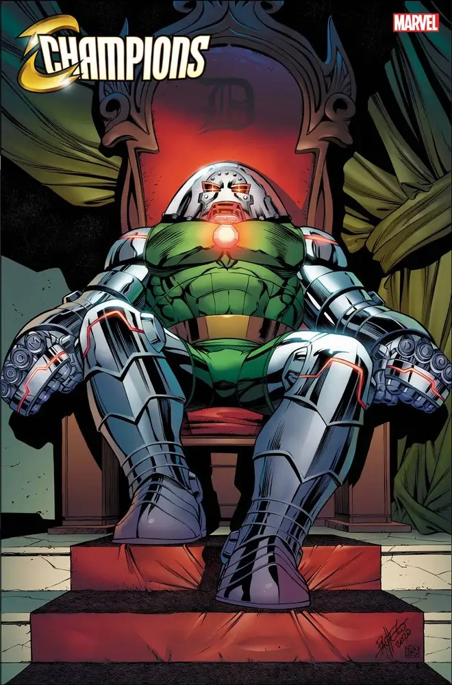 FEB210640 ComicList: Marvel Comics New Releases for 04/21/2021