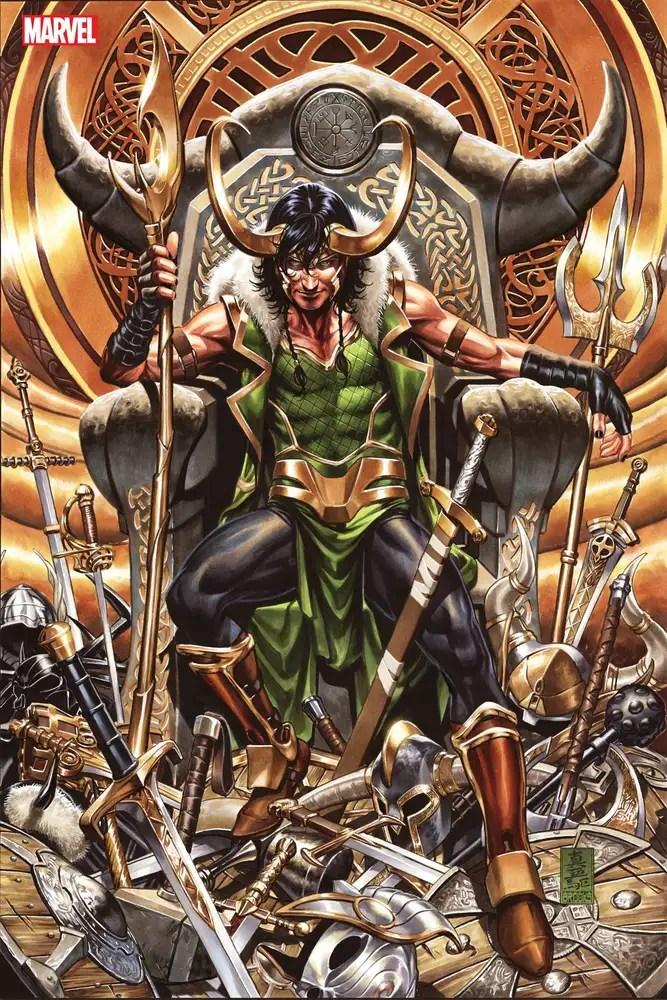FEB210673 ComicList: Marvel Comics New Releases for 09/08/2021