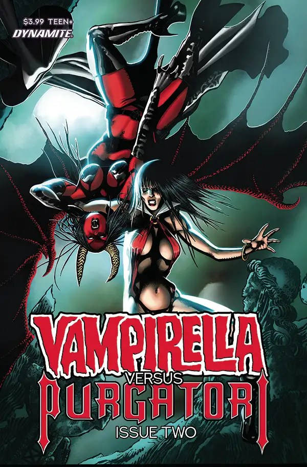 FEB210710 ComicList: Dynamite Entertainment New Releases for 04/28/2021
