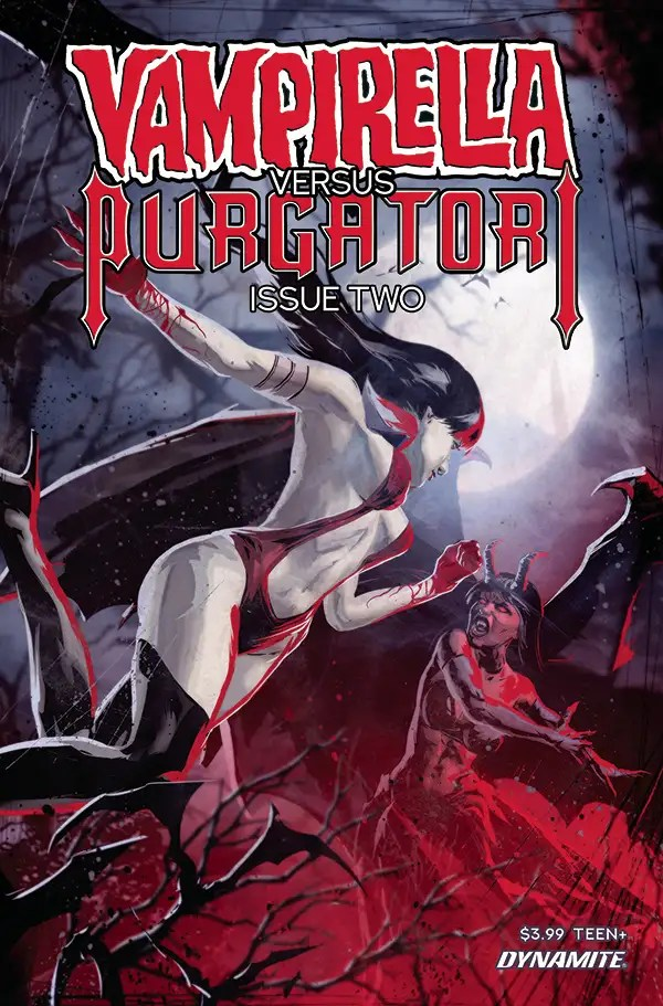 FEB210711 ComicList: Dynamite Entertainment New Releases for 04/28/2021
