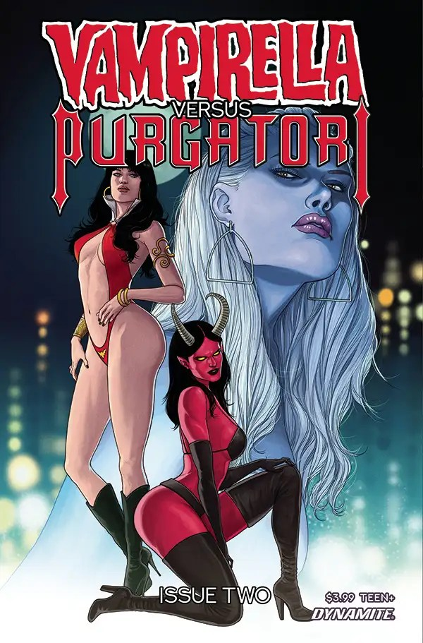 FEB210712 ComicList: Dynamite Entertainment New Releases for 04/28/2021