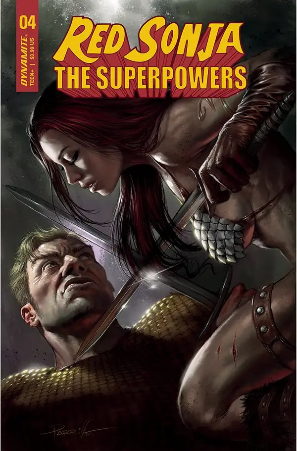 FEB210758 ComicList: Dynamite Entertainment New Releases for 04/14/2021