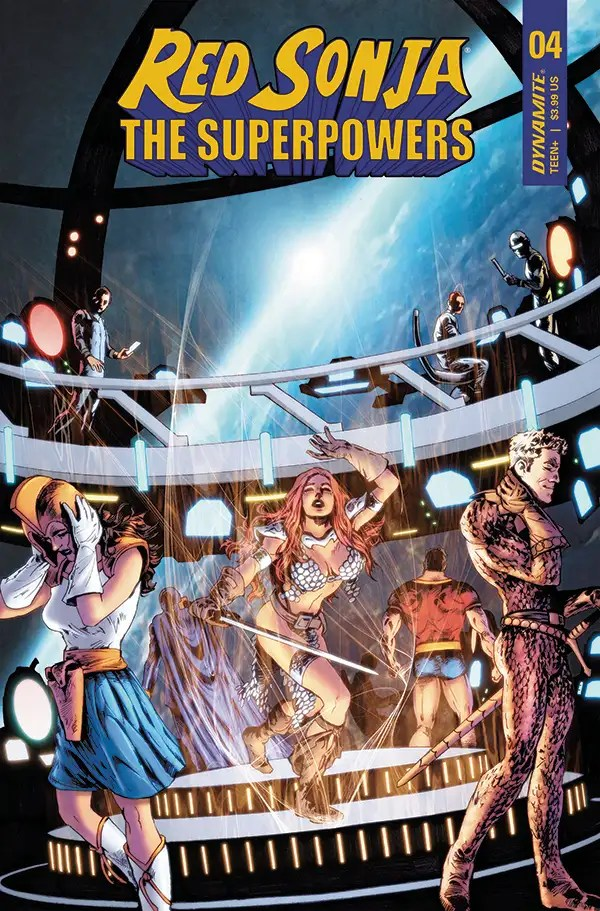 FEB210761 ComicList: Dynamite Entertainment New Releases for 04/14/2021