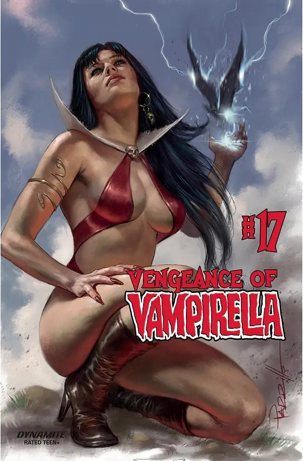 FEB210814 ComicList: Dynamite Entertainment New Releases for 04/21/2021