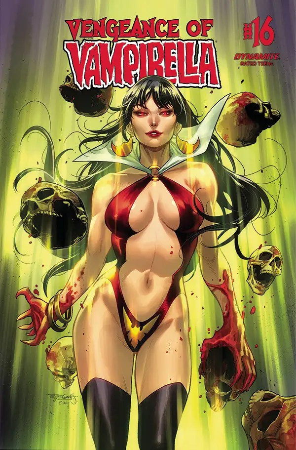 FEB210816 ComicList: Dynamite Entertainment New Releases for 04/21/2021