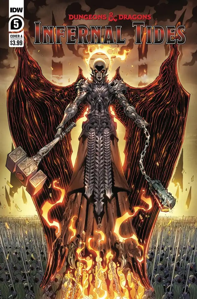 JAN200775 ComicList: IDW Publishing New Releases for 08/12/2020
