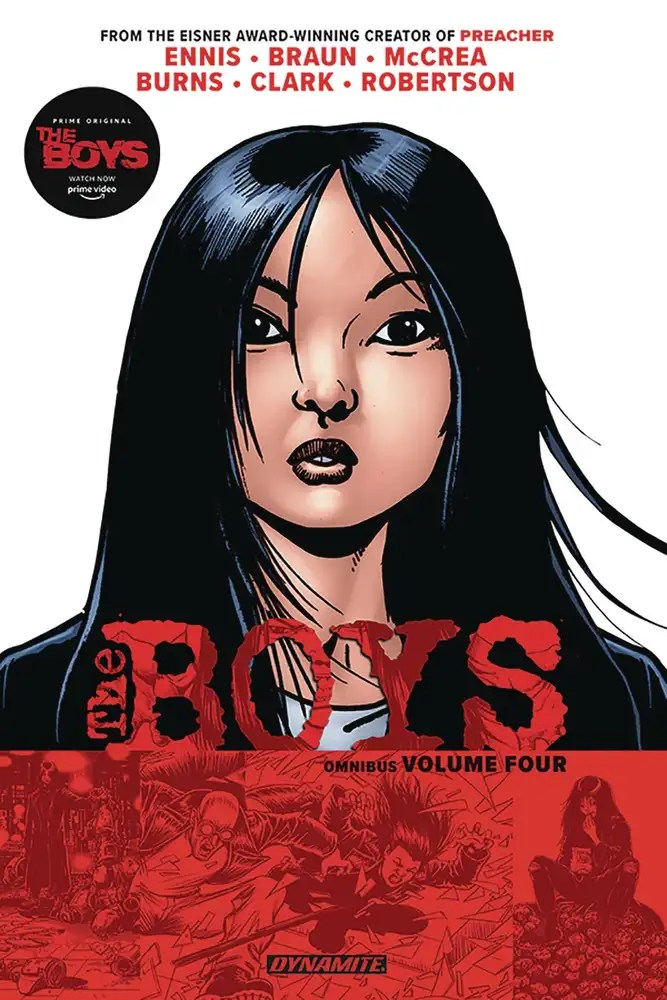 JAN201223 ComicList: Dynamite Entertainment New Releases for 05/12/2021