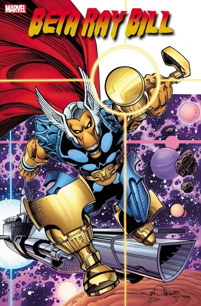 JAN210561 ComicList: Marvel Comics New Releases for 03/31/2021