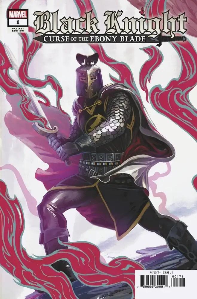 JAN210589 ComicList: Marvel Comics New Releases for 03/17/2021
