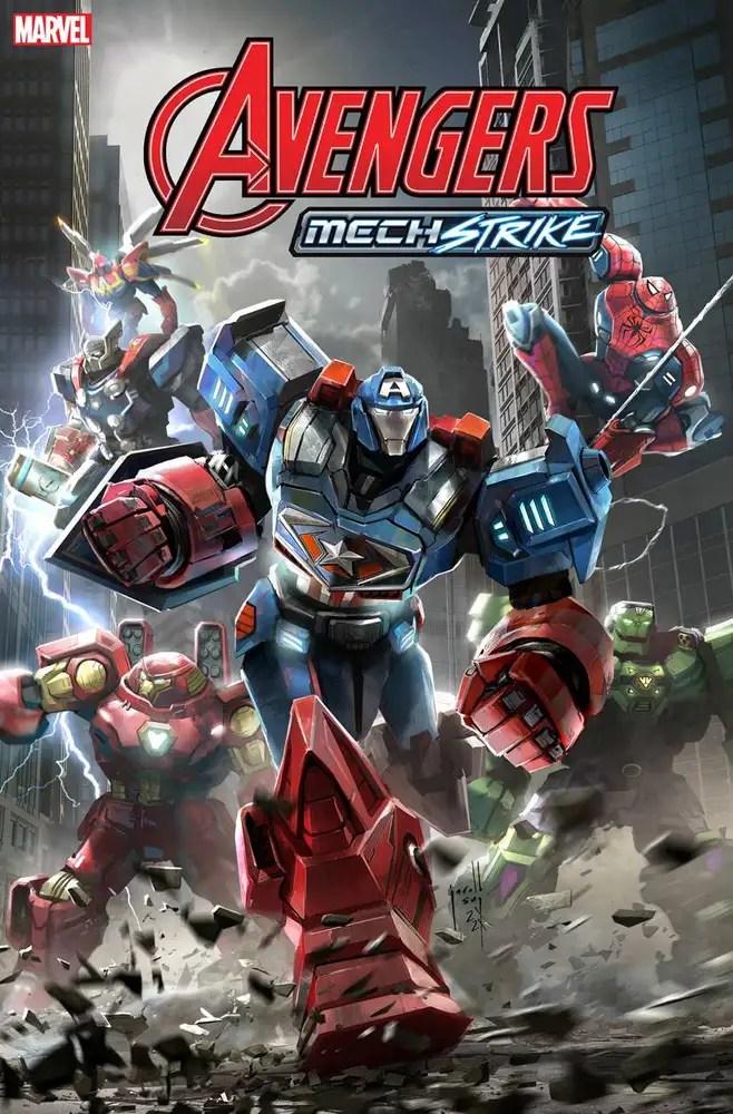 JAN210614 ComicList: Marvel Comics New Releases for 03/03/2021