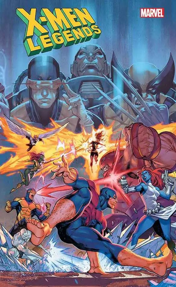 JAN210616 ComicList: Marvel Comics New Releases for 03/31/2021