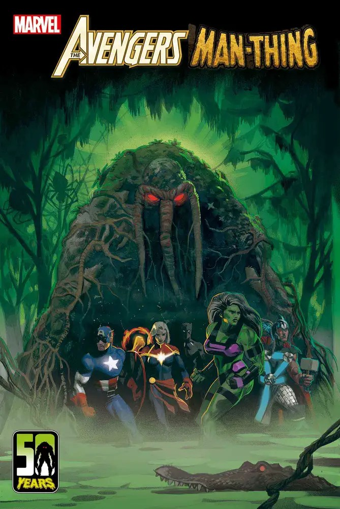 JAN210641 ComicList: Marvel Comics New Releases for 03/31/2021