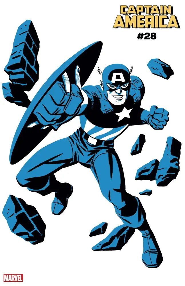 JAN210665 ComicList: Marvel Comics New Releases for 03/31/2021