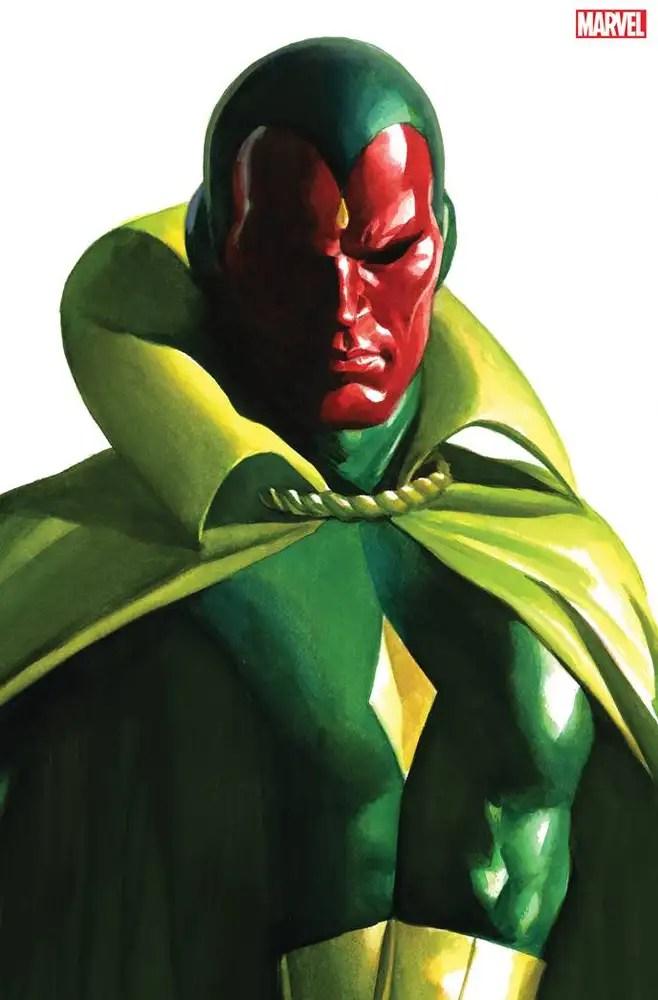 JAN210672 ComicList: Marvel Comics New Releases for 03/03/2021