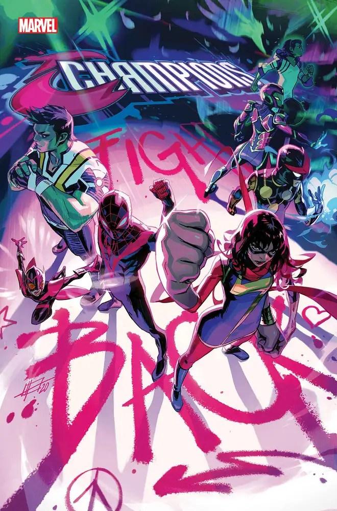 JAN210696 ComicList: Marvel Comics New Releases for 03/17/2021