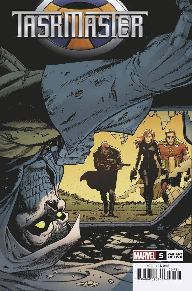 JAN210699 ComicList: Marvel Comics New Releases for 03/24/2021