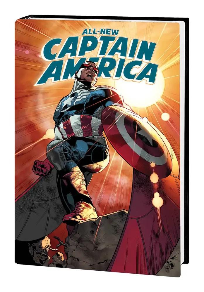 JAN210720 ComicList: Marvel Comics New Releases for 09/08/2021