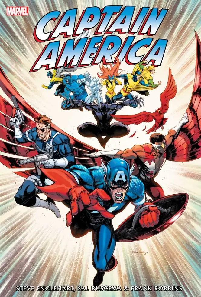 JAN210723 ComicList: Marvel Comics New Releases for 07/28/2021
